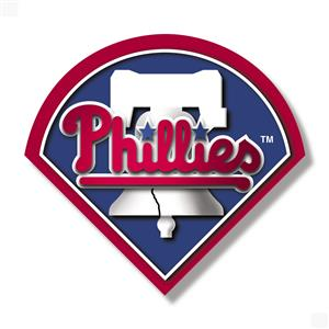 Phillies with Liberty Bell